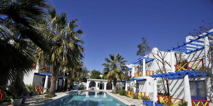 Otel doluluk oranı martta yüzde 5,3 arttı
