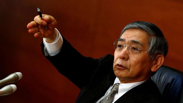 BOJ/Kuroda: TÜFE'nin % 2'nin üzerinde seyri 2018 sonrası