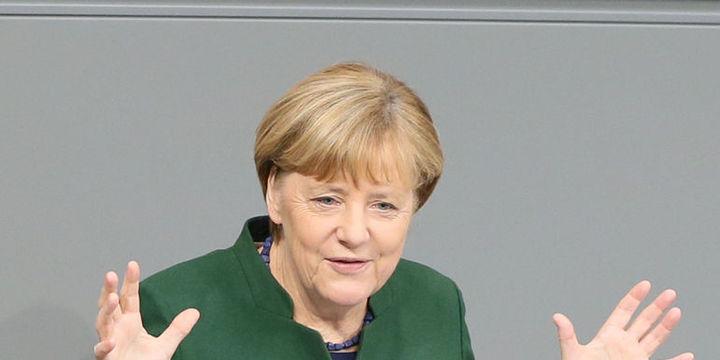 Merkel: Türkiye, AKPM