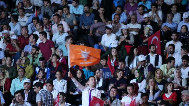 AK Parti'de olağanüstü kongre 21 Mayıs'ta