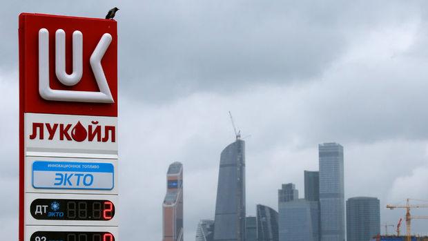 Lukoil'in net karı yüzde 64,3 azaldı
