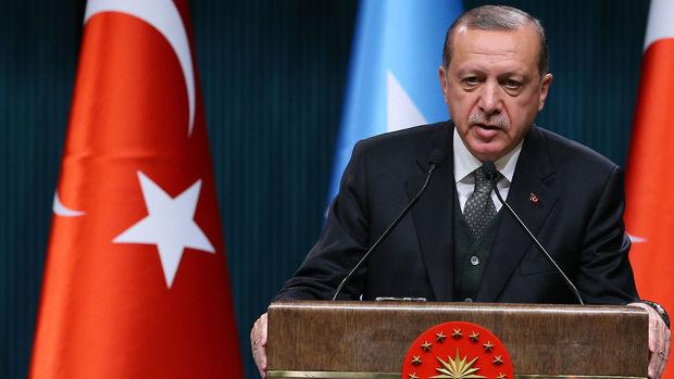 Cumhurbaşkanı Erdoğan: En hafif tabiriyle ayıptır