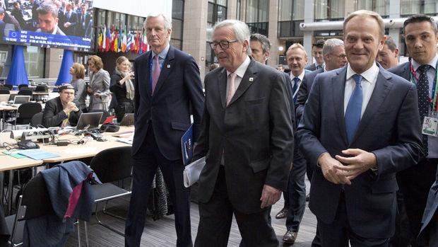 Donald Tusk ve Jean-Claude Juncker Erdoğan'la görüşecek