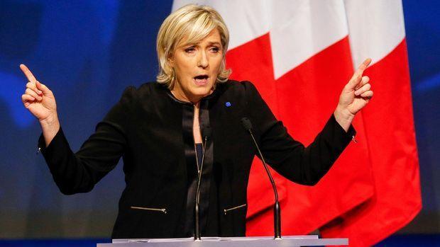 Marine Le Pen'den AB'yi korkutan açıklama geldi
