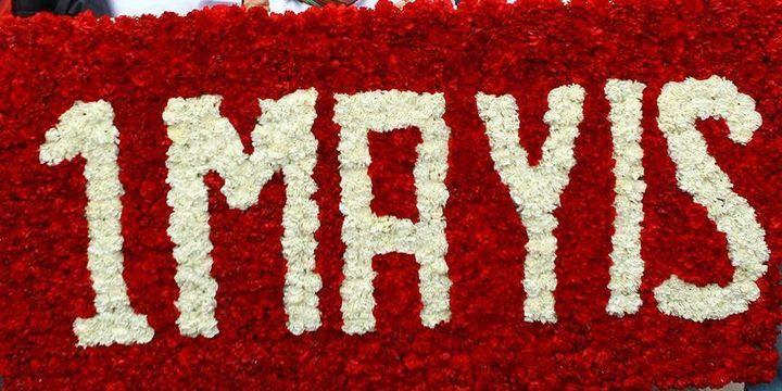 1 Mayıs kutlu olsun