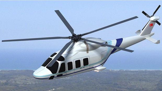'İlk Türk helikopteri' IDEF Fuarı'nda kamuoyunun önüne çıkacak