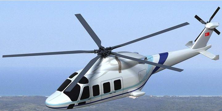 'İlk Türk helikopteri' IDEF Fuarı