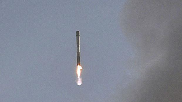 SpaceX ilk kez ABD ordusu için casus uydu fırlattı