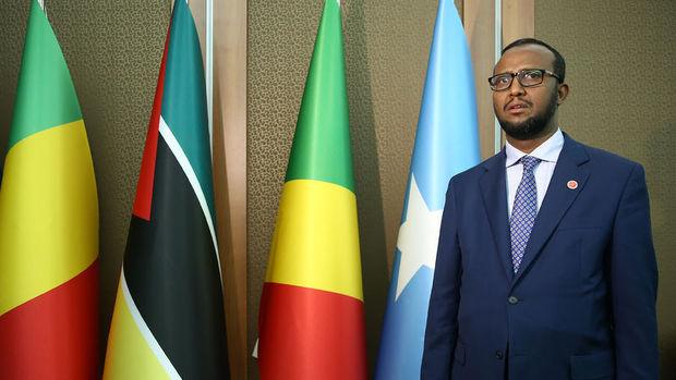 Somali'den Türk yatırımcılara davet