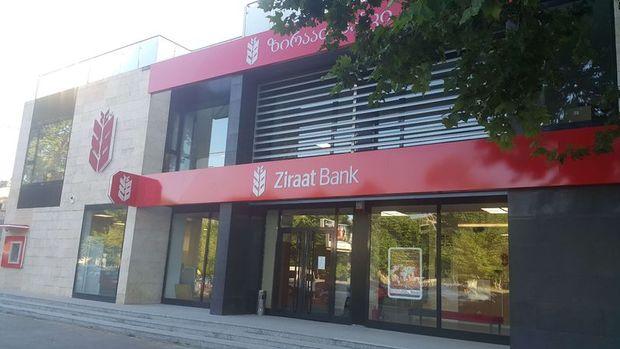 JSC Ziraat Bank Georgia Gürcistan'da faaliyete başladı