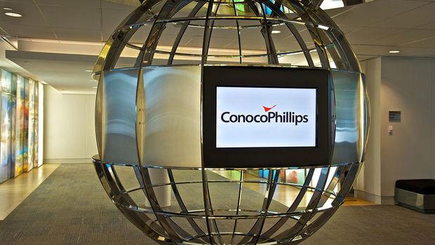 ConocoPhillips ilk çeyrek bilançosunu açıkladı