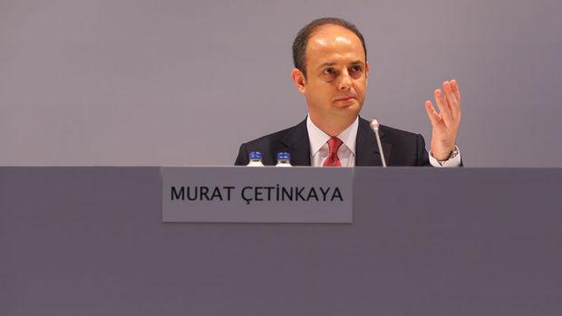 Çetinkaya: Türk bankacılık sektörü güçlü seyrini korumakta