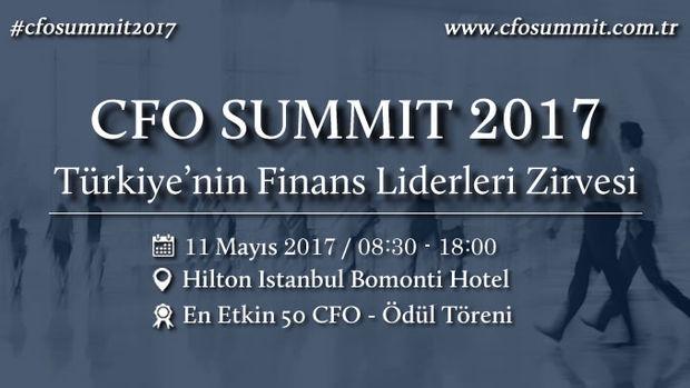 En Etkin 50 CFO ödül töreni 11 Mayıs'ta
