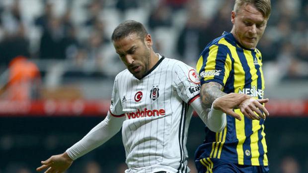 Beşiktaş-Fenerbahçe rekabetinde 343. randevu