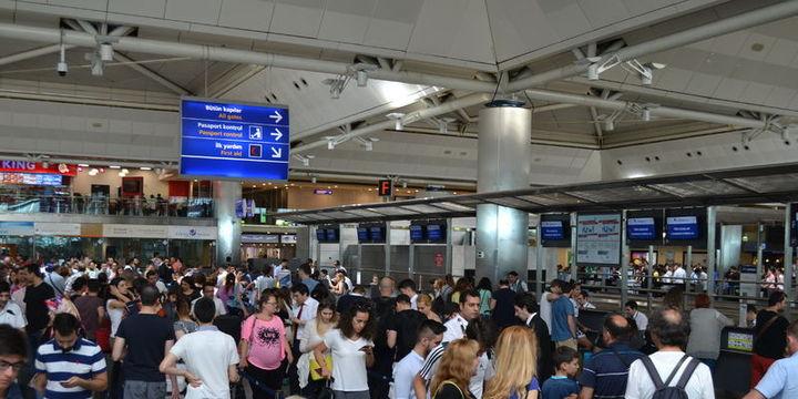 Sabiha Gökçen Havalimanı, nisanda 2,5 milyonun üzerinde yolcu ağırladı