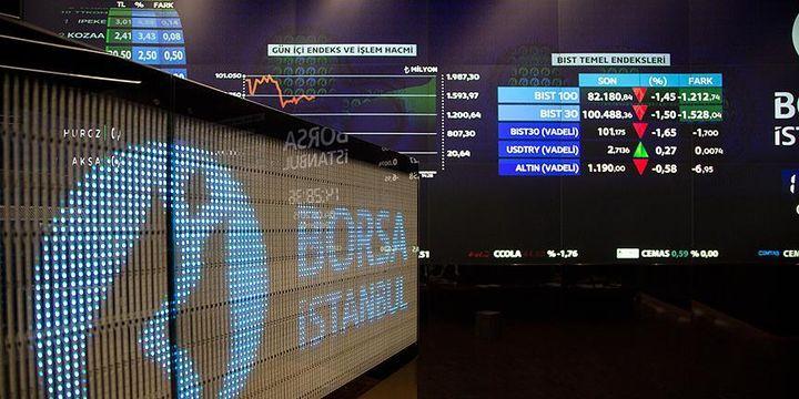 Borsa rekorunu yeniledi