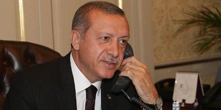 Erdoğan İngiltere Başbakanı May ile telefonda görüştü