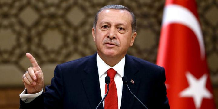 Erdoğan: YPG