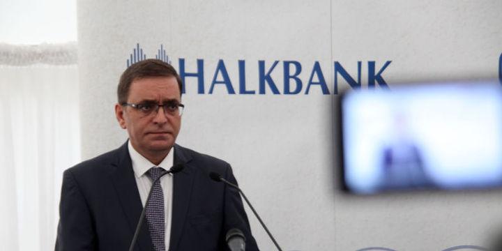 Halkbank/Taşkesenlioğlu: ABD