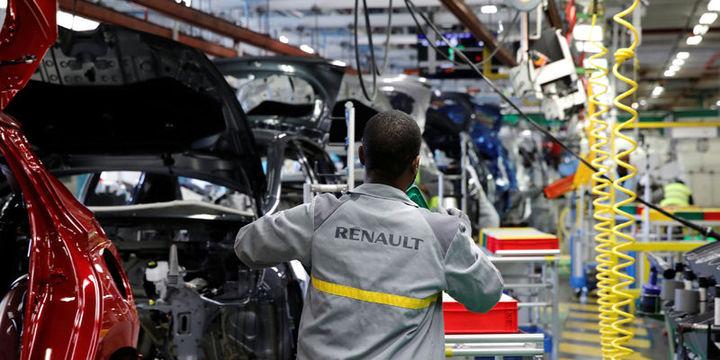 Renault grubu Fransa
