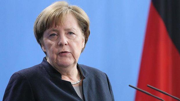 Merkel: İncirlik üssünün alternatifi Ürdün olabilir