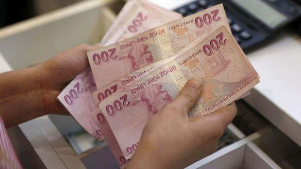 Kullandırılan nakit krediler Mart'ta yüzde 22 arttı