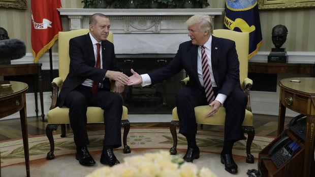 Erdoğan: Bölgesel istikrar için Türkiye-ABD iş birliği çok önemlidir