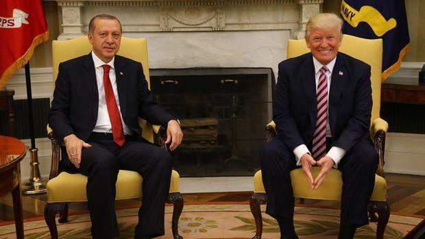 Cumhurbaşkanlığı Sözcüsü Kalın'dan Erdoğan-Trump görüşmesi açıklaması