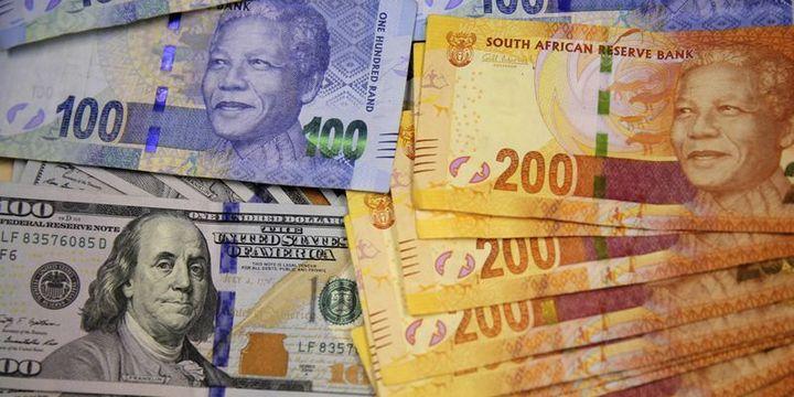Güney Afrika randı ABD endişeleriyle sert düştü