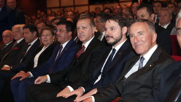 Erdoğan: Enflasyonla mücadele üzerinde 'hassasiyetle' duruyoruz