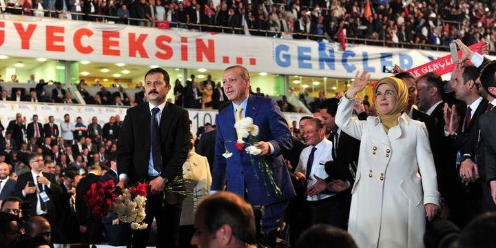 AK Parti 3. Olağanüstü Büyük Kongresi başladı