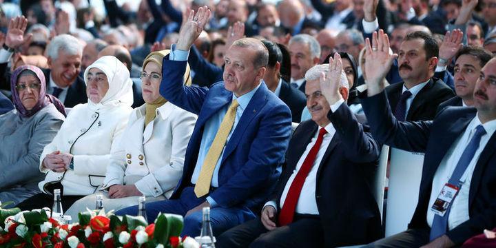 Yıldırım: Görevimi Erdoğan