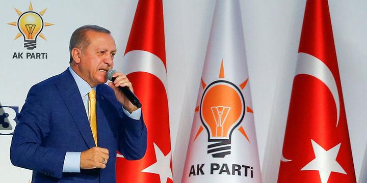 Erdoğan: Kim dönerse dönsün, biz bu yoldan dönmeyiz