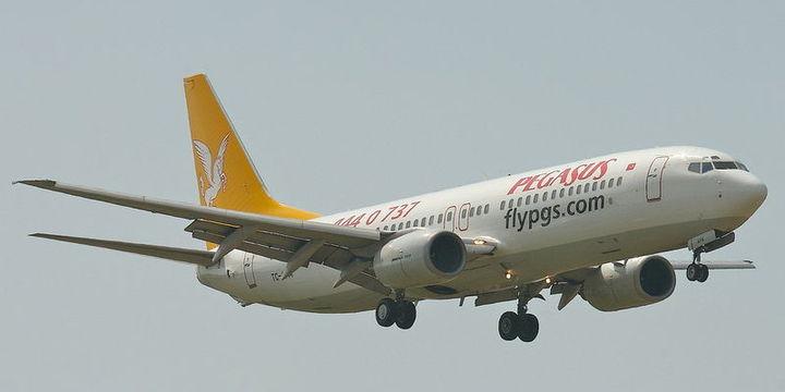 Pegasus 92 milyon dolarlık uçak sattı