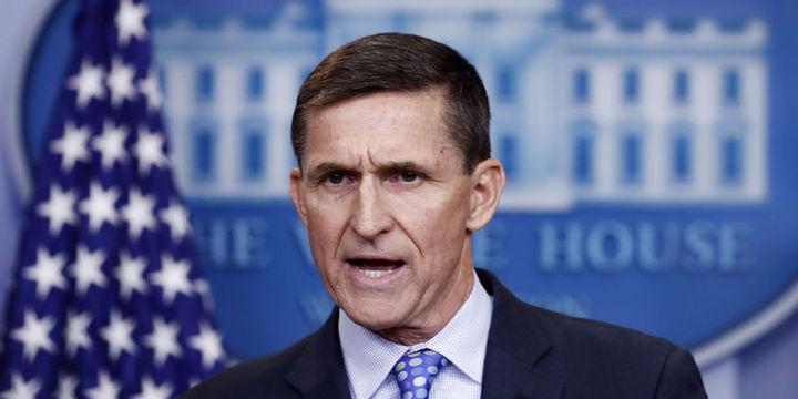 """Eski Ulusal Güvenlik Danışmanı Flynn """"konuşmama"""" hakkını kullanacak"""