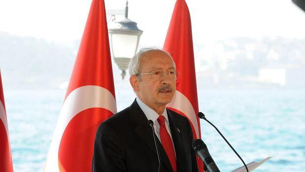 Kılıçdaroğlu: Bugün ilk kez TBMM çift başlılığı yaşadı