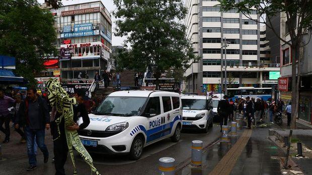 Ankara Kızılay'daki bomba ihbarı asılsız çıktı