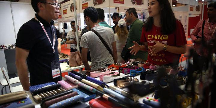 Çin Ürünleri Fuarı başladı