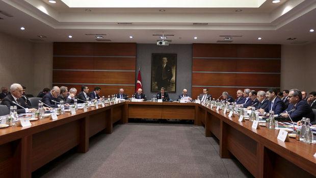 Başbakanlık: Ekonomi Koordinasyon Kurulu yarın toplanacak