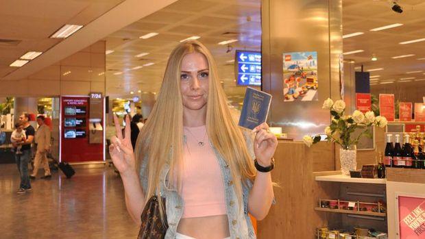Ukrayna'dan Türkiye'ye kimlik kartıyla seyahat başladı