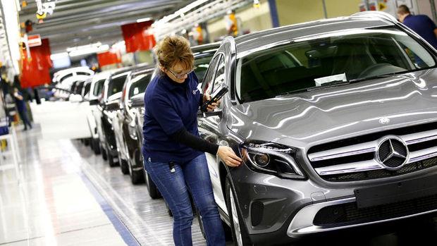 Mercedes: Daha fazla ABD malı kullanacağız
