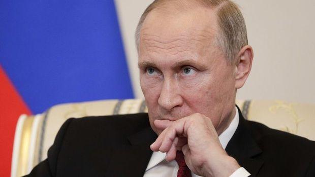 Rusya Devlet Başkanı Putin: Suriye'nin bölünmesi olasılığından endişe duyuyoruz