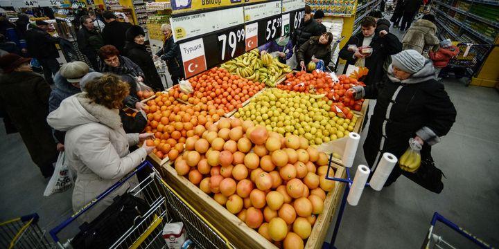 Rusya Türk gıda ürünlerine yönelik kararnameyi yayımladı