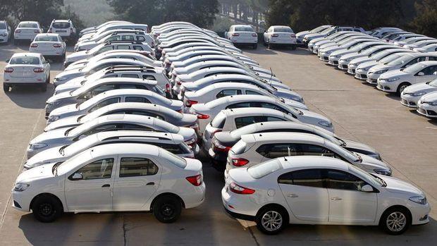 Otomobil ve hafif ticari araç satışları Mayıs'ta düştü