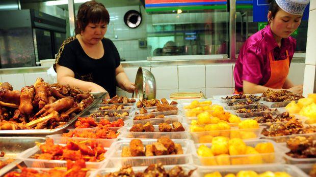 Çin'in et iştahı artıyor