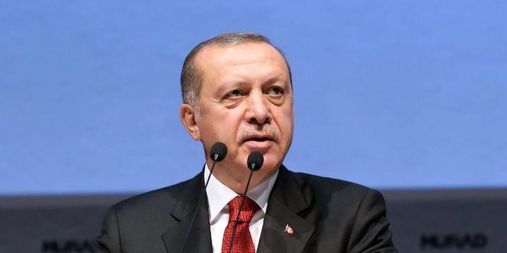 Cumhurbaşkanı Erdoğan: 2017 ekonomide tarihi sıçrama yılı olacak