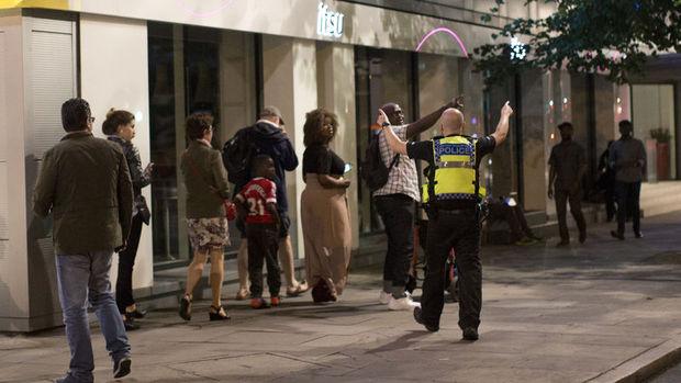 İngiltere'de terör saldırısı: 7 ölü