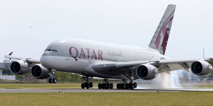 Katar Hava Yolları Suudi Arabistan seferlerini durdurdu