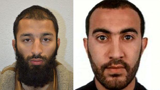 Londra saldırganlarının kimlikleri açıklandı
