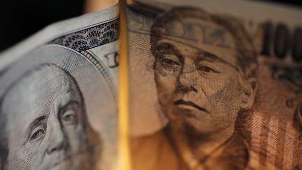 Dolar/yen 6 haftanın en düşük seviyesine indi